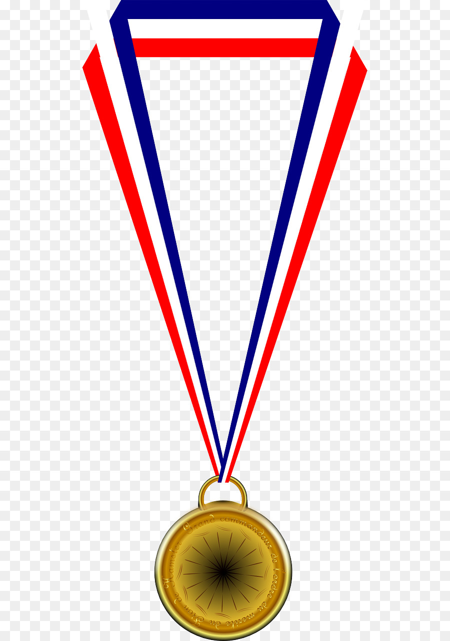 900x1280 Gold Medal Silver Medal Clip Art