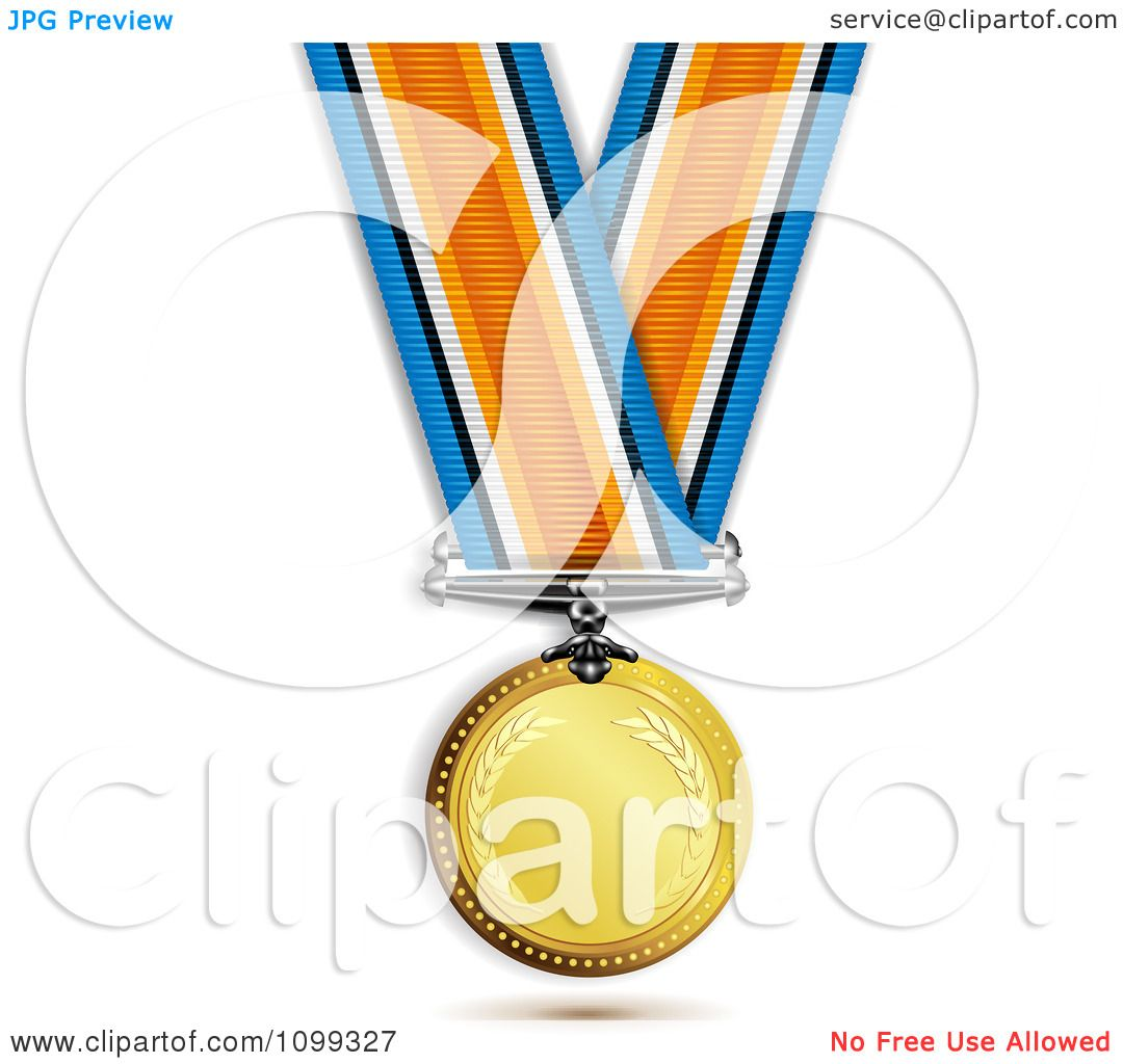 1080x1024 Bronze Clipart First Place Medal