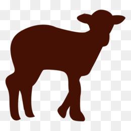 260x260 Dairy Cattle Golden Calf Clip Art