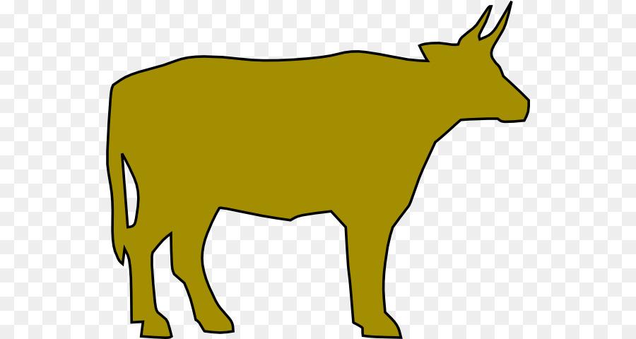 900x480 Beef Cattle Calf Clip Art