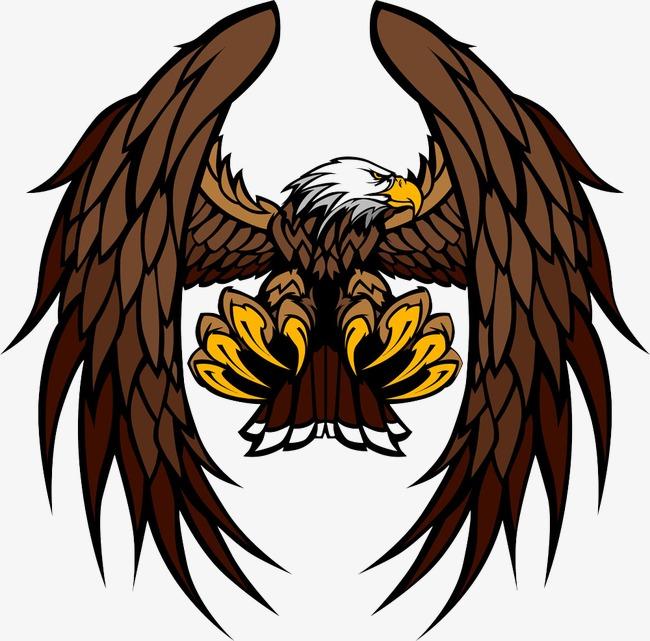 650x641 Eagle Vector, Eagle, Asuka, Animal World Png And Vector For Free