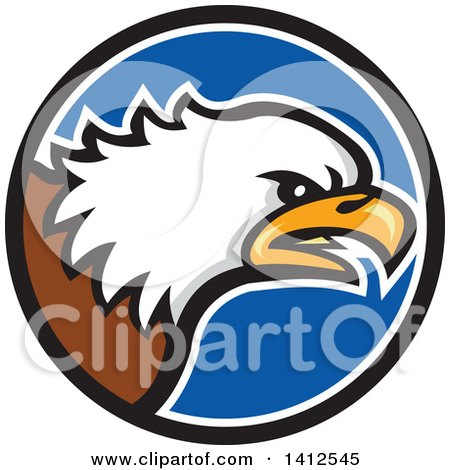 450x470 Royalty Free (Rf) American Eagle Clipart, Illustrations, Vector