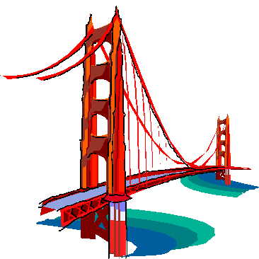366x366 Golden Gate Clipart, Download Golden Gate Clipart