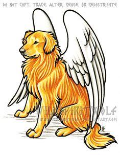 235x303 Golden Retriever Pet Portrait Christmas Gift Idea Pen Amp Ink