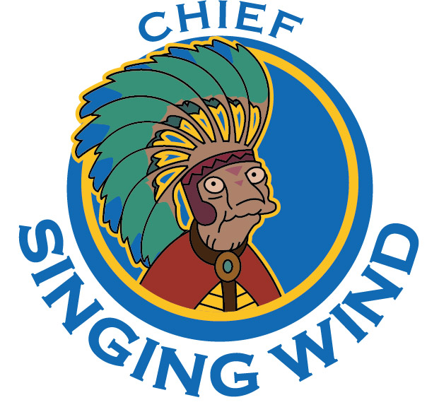 621x583 Chief Singing Wind Golden State Warriors By Sprgrafx