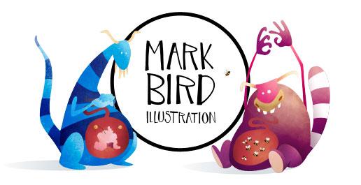 516x265 Goldilocks Amp The Three Bears Mark Bird Illustration