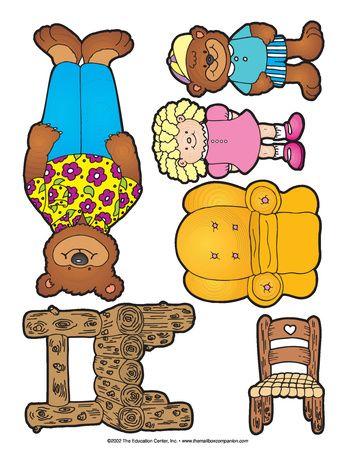 355x460 Goldilocks And The Three Bears, Lesson Plans