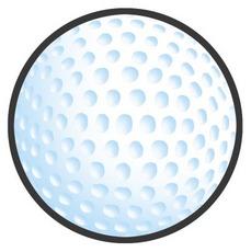 229x230 Golf Ball Clip Art Clipart Panda