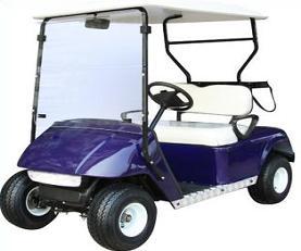 277x231 Free Golf Cart Clipart
