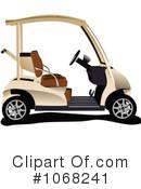 130x175 Golf Cart Clipart