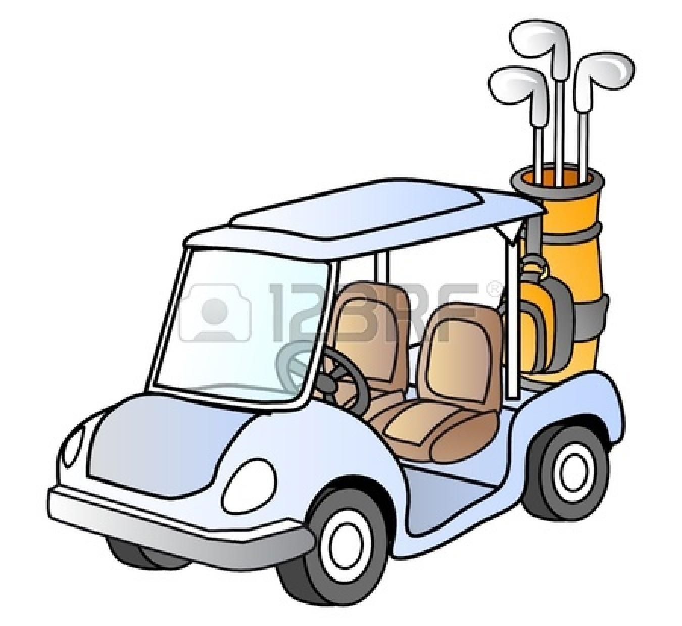 1350x1239 Pics Photos Golf Cart Clip Art