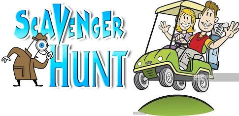 485x235 Scavenger Hunt On Wisconsin Club The Villages May 8 Golf Cart