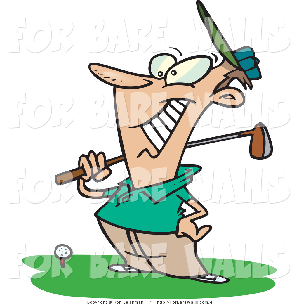 1024x1044 Funny Couples Golf Clipart