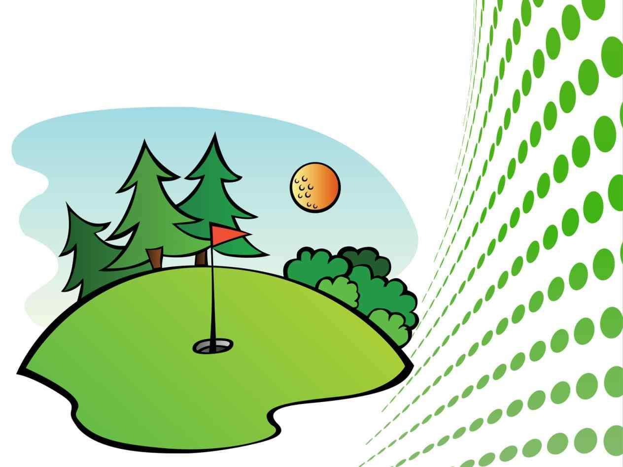 1264x948 Golf Course Green Clip Art Borisimage.club