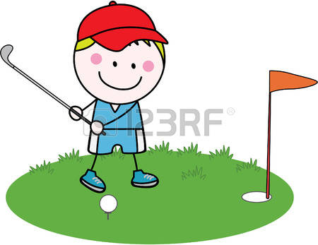 450x347 Golf Course Clipart Kid Golf