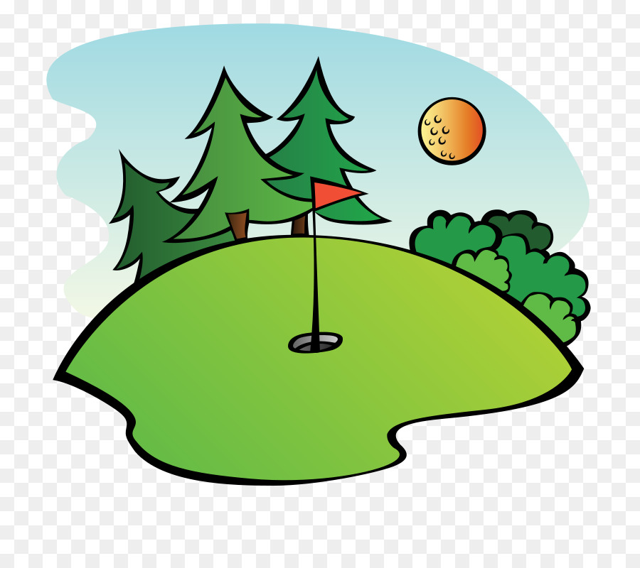 900x800 Golf Course Golf Club Tee Clip Art