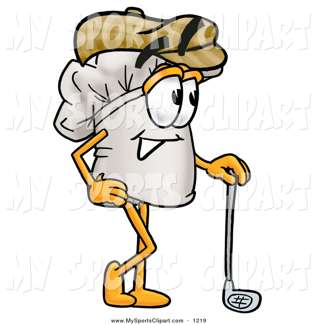 1024x1044 Sports Clip Art Of A Happy Chefs Hat Mascot Cartoon Character