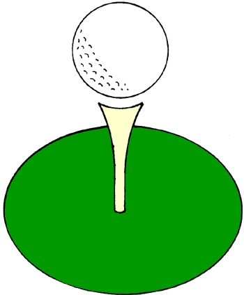 350x424 Girls Golf Clipart Clipartfest