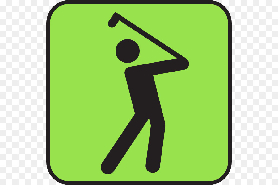 900x600 Golf Clubs Golf Course Clip Art