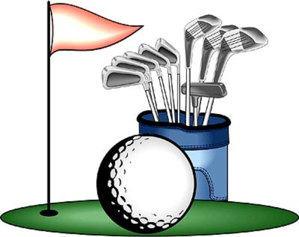 600x477 Golf Course Clipart Golf Game