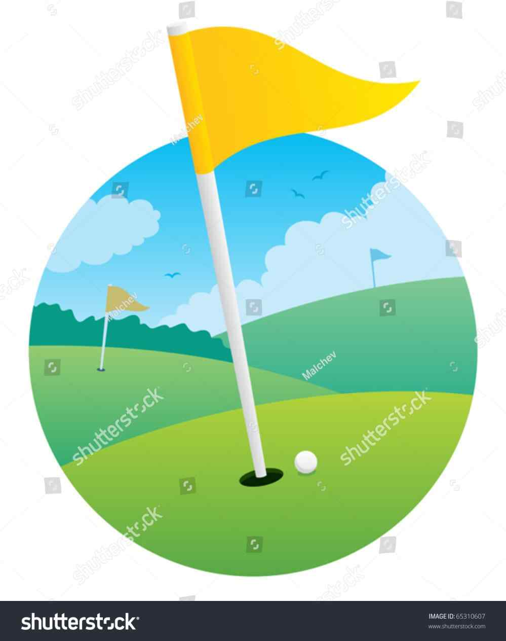 999x1264 Golf Course Green Clip Art Borisimage.club