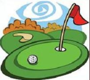 300x266 A Golf Course Free Images