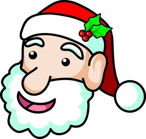 300x285 Christmas Cartoon Images Clip Art Merry Christmas And Happy New