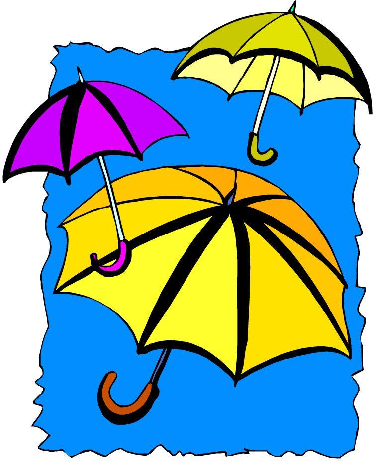 750x942 Good April Showers Clip Art