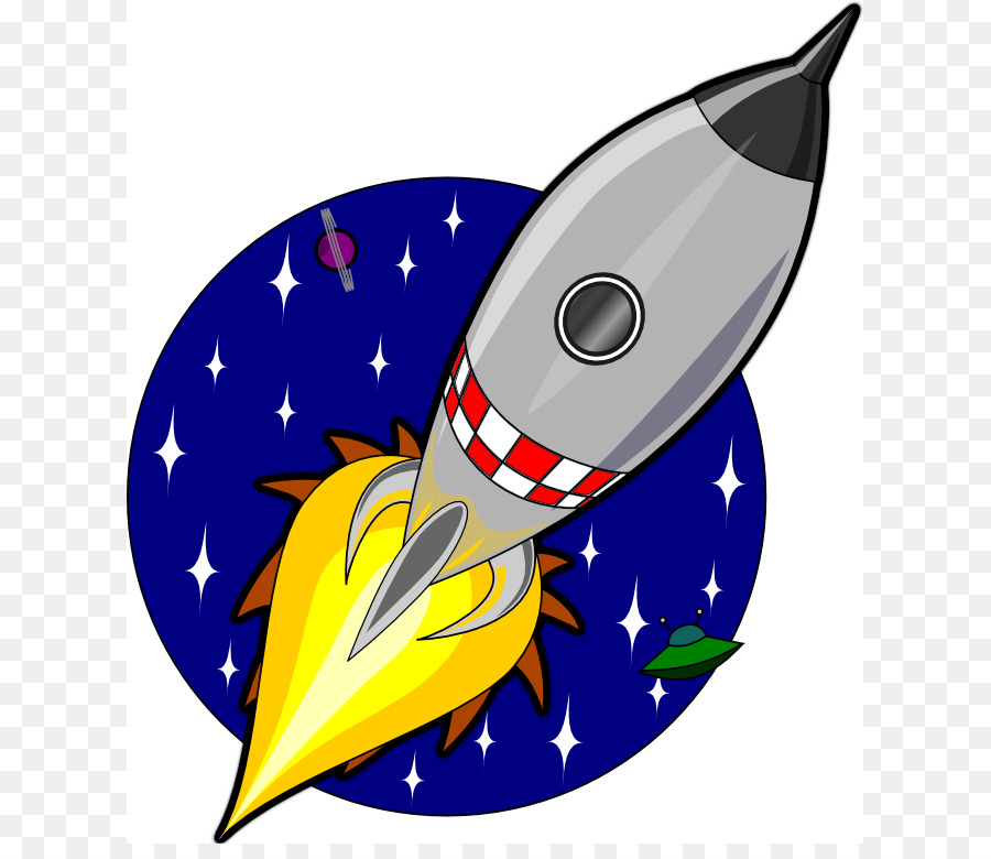900x780 Rocket Spacecraft Animation Clip Art