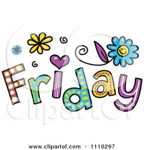 287x300 Skillful Design Friday Clipart Images Graphics Ments And Pictures