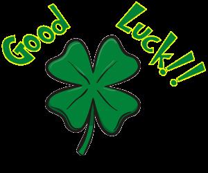 300x250 Good Luck Becky Clip Art