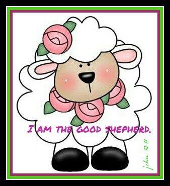 338x370 I Am The Good Shepherd