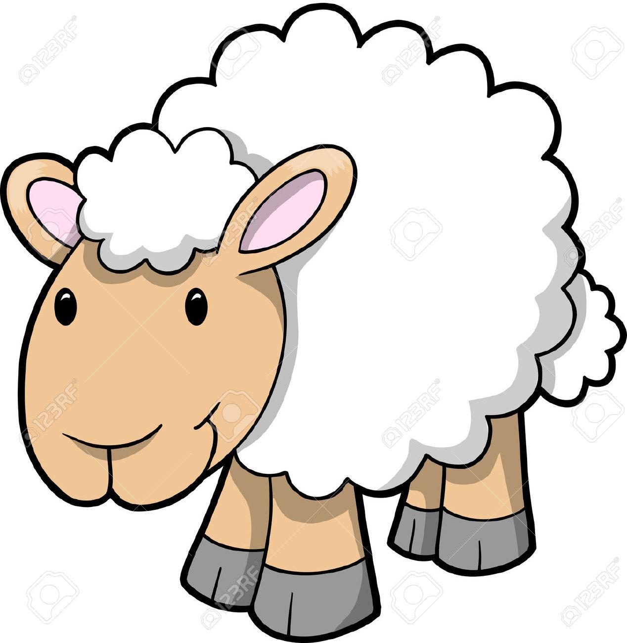 1268x1300 Sheep Clip Art