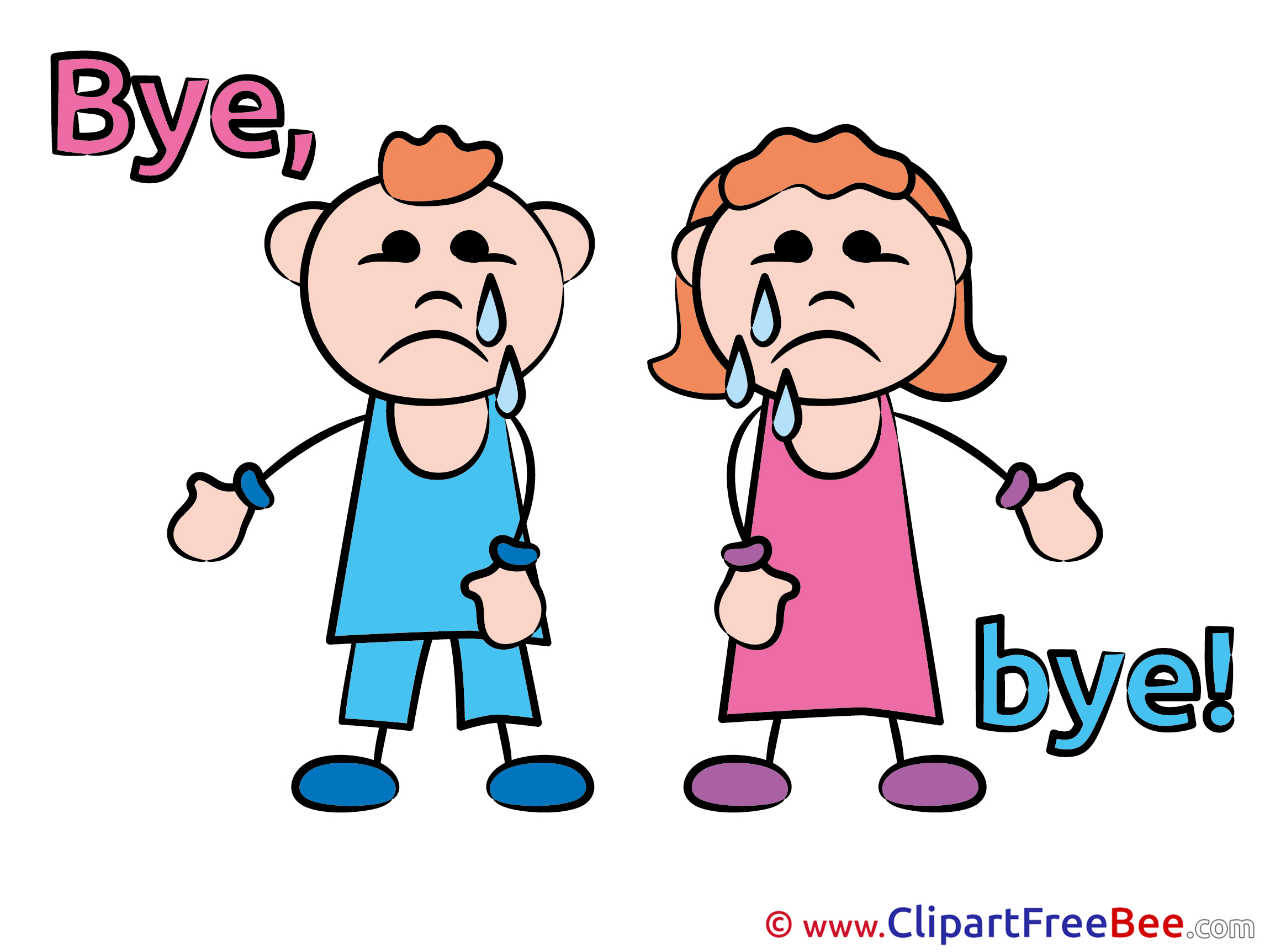 2300x1725 Children Download Clipart Goodbye Cliparts