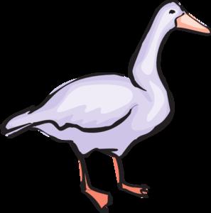 297x300 Goose Art Clip Art