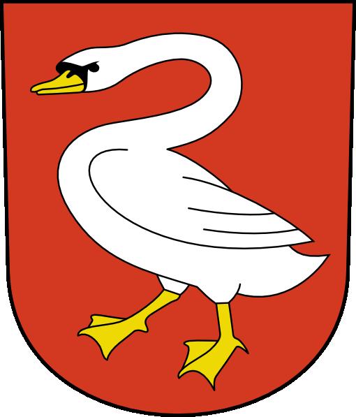 510x597 Swan Goose Coat Of Arms Clip Art
