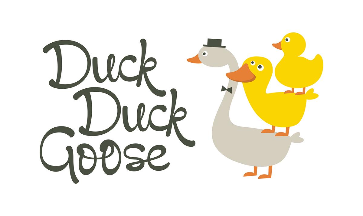 1200x714 Duck Duck Goose Clipart