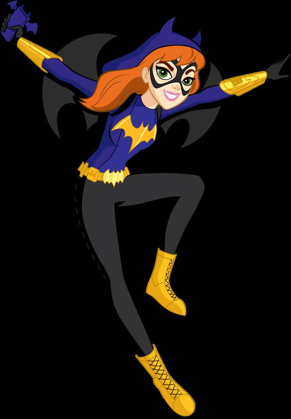 600x863 Batgirl Super Hero High, Barbara Gordon And Super Powers