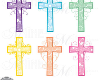 340x270 Gothic Clipart Blue Cross