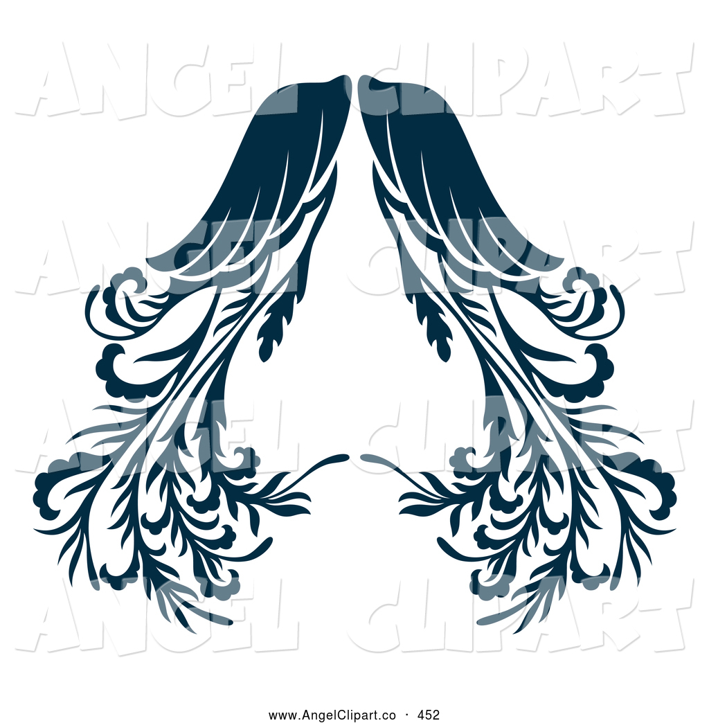1024x1044 Angel Wings Clipart