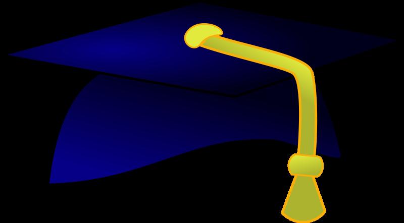 800x442 Graduation Cap Clip Art Free Clipart Panda