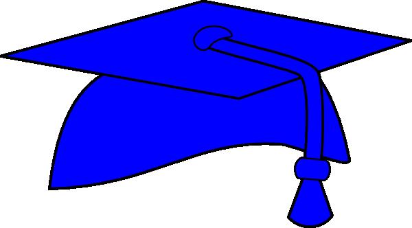 600x332 Graduation Cap Clip Art