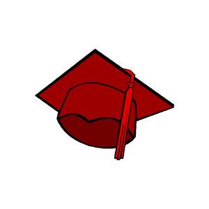 300x300 Graduation Hat Graduation Cap Clip Art Free Cliparts Suggest