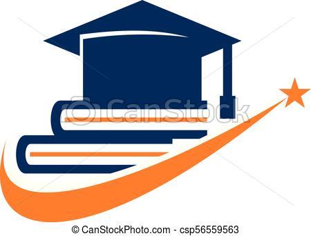 450x342 Books Graduation Cap.