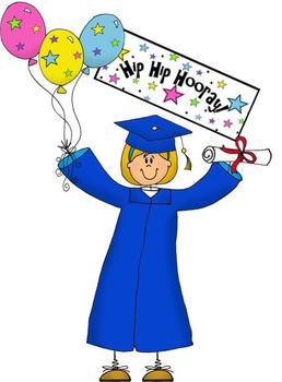 258x350 Graduation Clip Art