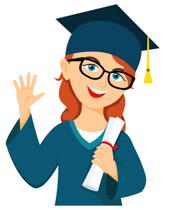 169x210 Graduation Clipart Amp Graduation Clip Art Images