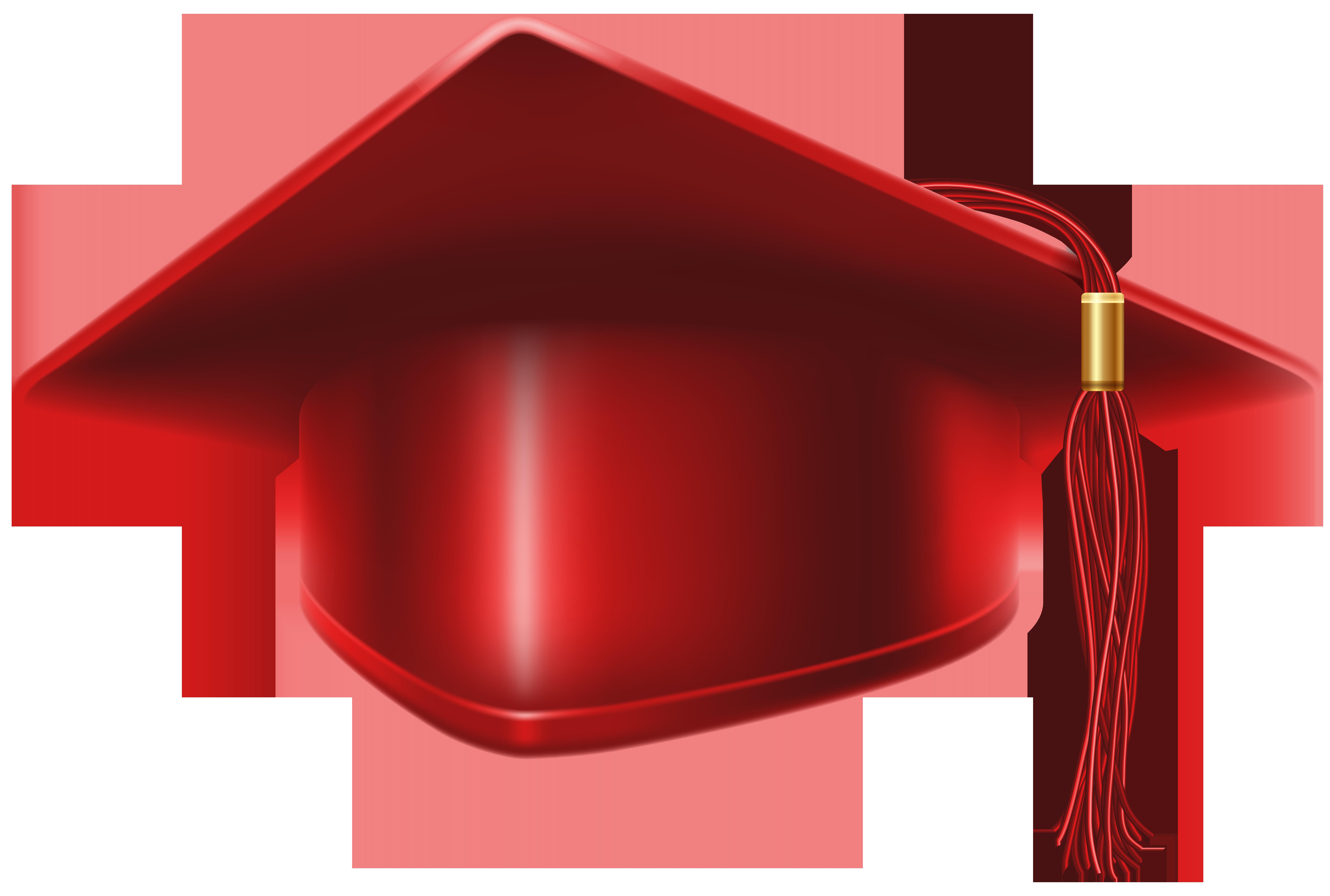 8000x5390 Red Graduation Cap Png Clip Art Imageu200b Gallery Yopriceville