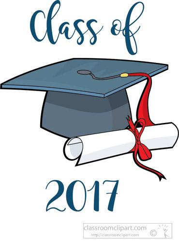 370x500 Diploma Clip Art Graduation Clipart Graduate Class Of 2017 Cap
