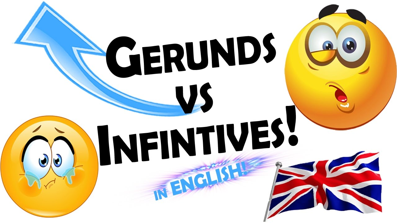 1280x720 Gerunds Or Infinitives English Grammar Videos