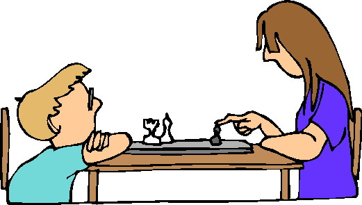 521x295 Clip Art Activities Playing Chess